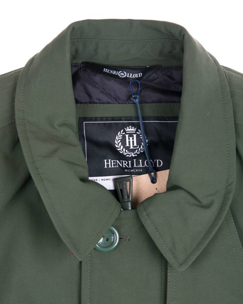 Куртка Henri Lloyd Olive Waterproof Coat