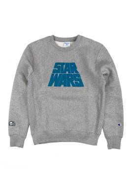 Свитшот Champion X Star Wars Grey Sweatshirt