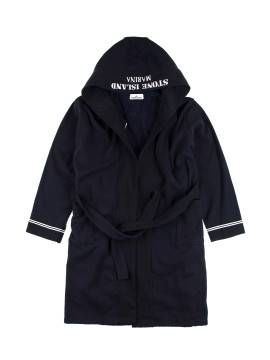Халат Stone Island Marina Navy Bathrobe