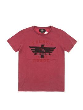 Футболка Ralph Lauren RRL Council Red Tee