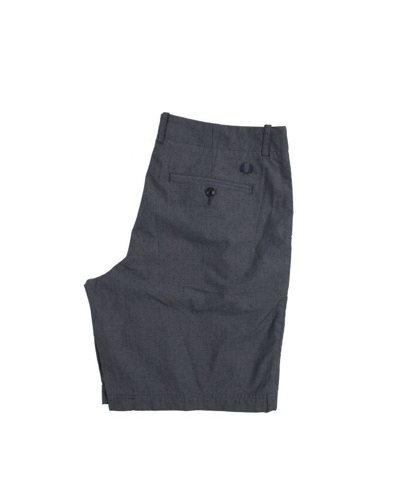 Шорты Fred Perry Tennis Polka Dot Grey Shorts