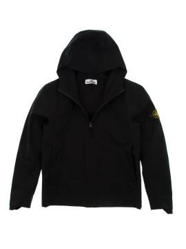 Ветровка Stone Island 3L Cotton Perfomance Black Jacket