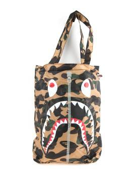 Сумка A Bathing Ape Camo Shark Bag