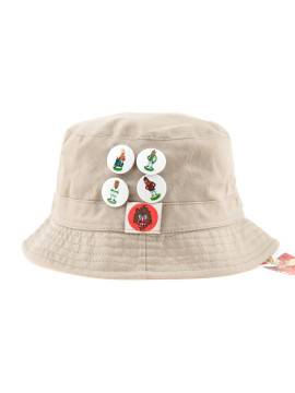 Панама Outskirts Moscow Pins Bucket Hat