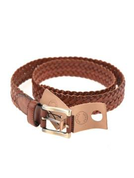 Ремень Human Scales Light Brown Leather Belt