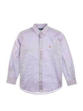 Рубашка Ralph Lauren Small Pony Violet Oxford Shirt