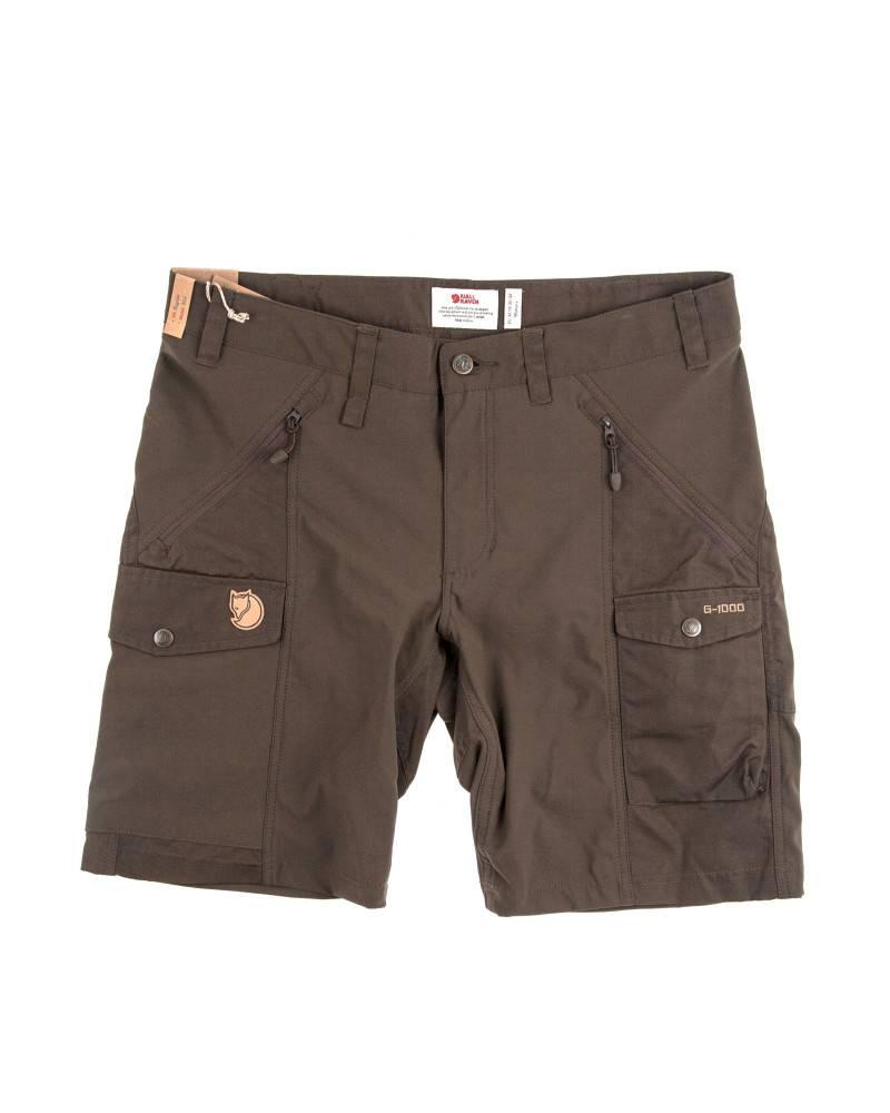 Шорты Fjallraven Nikka Womens Olive Shorts