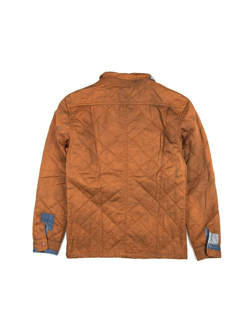 Рубашка Nanouniverse Brown Shirt