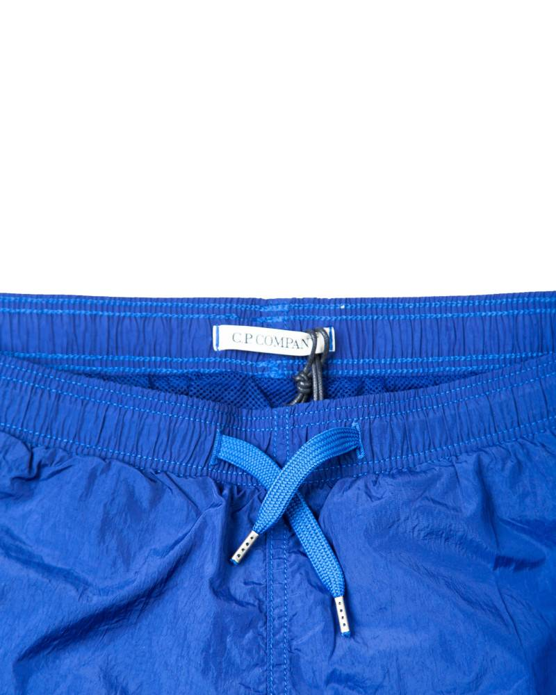 Шорты C.P.Company Swimming Bright Blue Shorts
