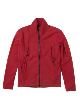 Ветровка C.P.Company Red Soft Shell WW Jacket