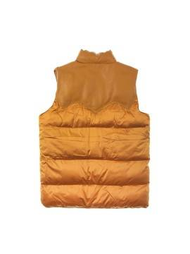 Жилетка Scotch & Soda Yellow Down Vest
