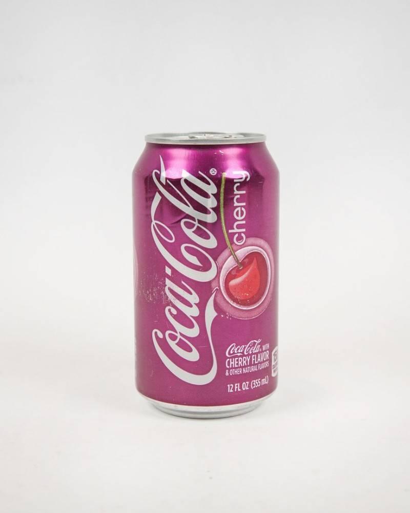 Лимонад Coca Cola Cherry.