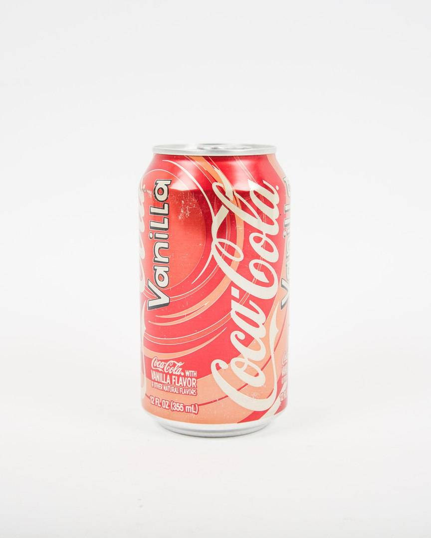 Лимонад Coca Cola Vanilla.