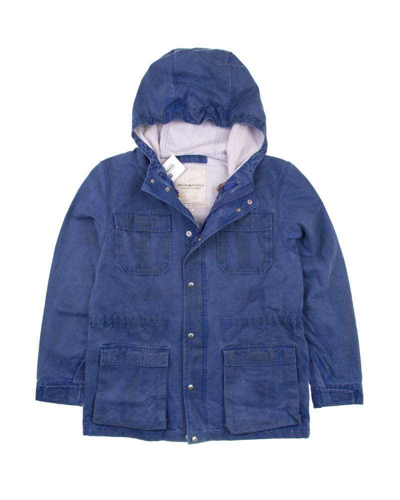 Парка Ralph Lauren Denim & Supply Denim Parka.