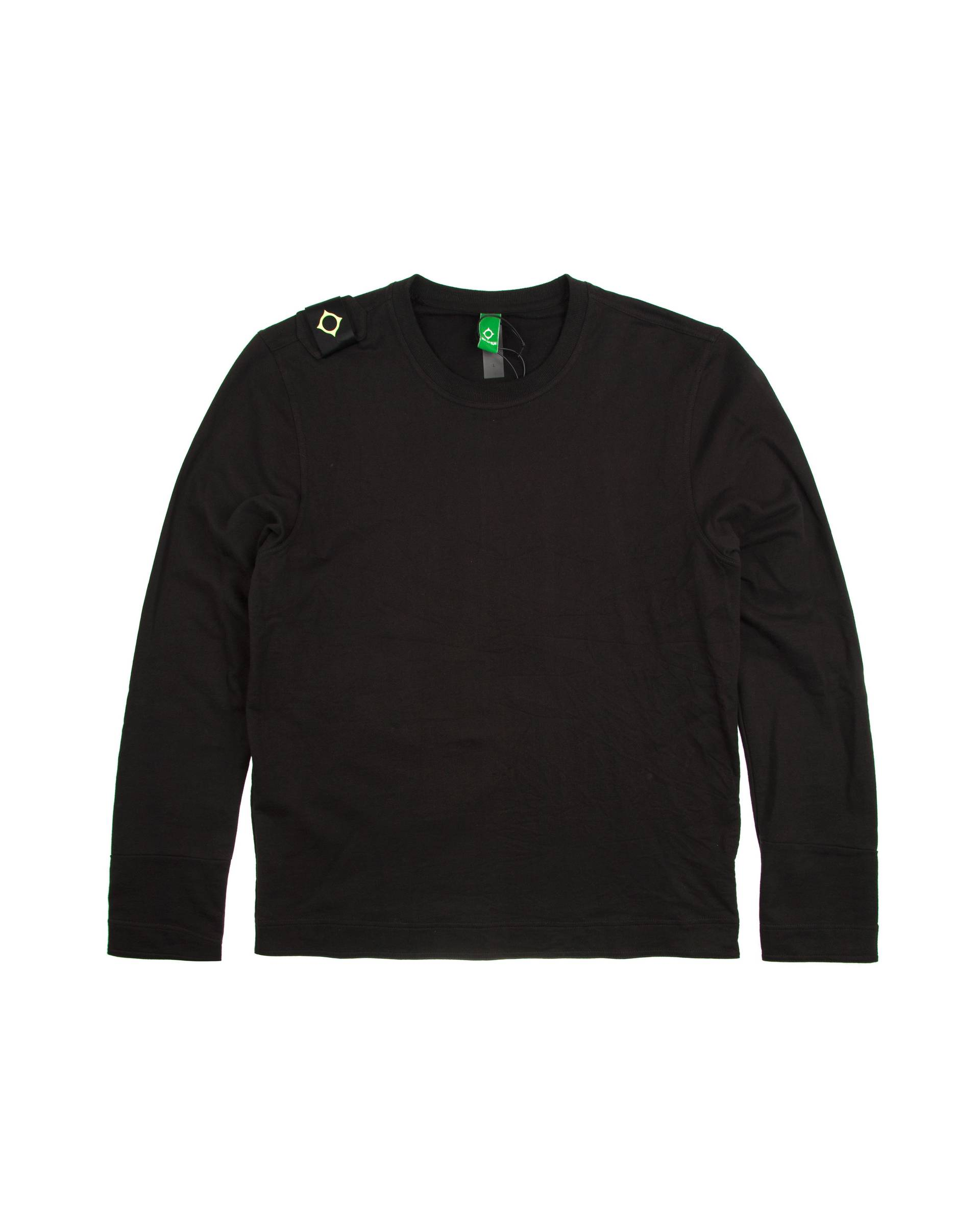 Свитшот M.A.Strum Standart Black Sweatshirt.