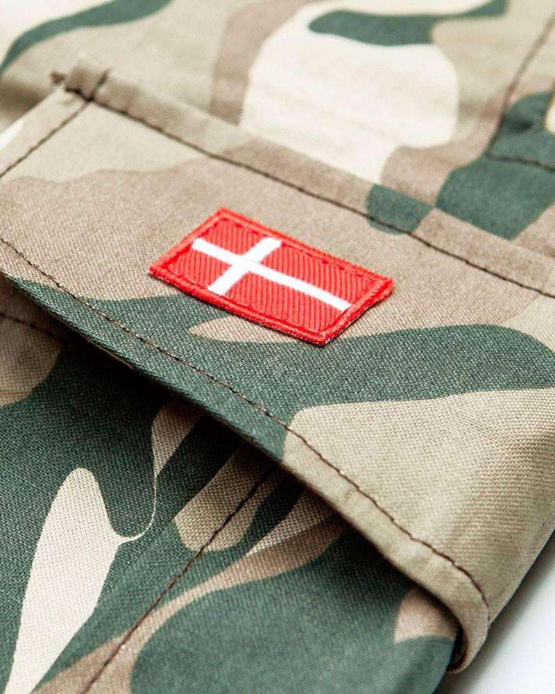 Шорты Sonner Af Vinden Camo Cargo Shorts.
