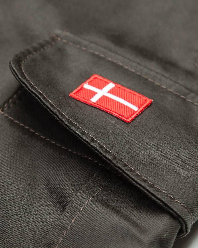Шорты Sonner Af Vinden Brown Cargo Shorts.