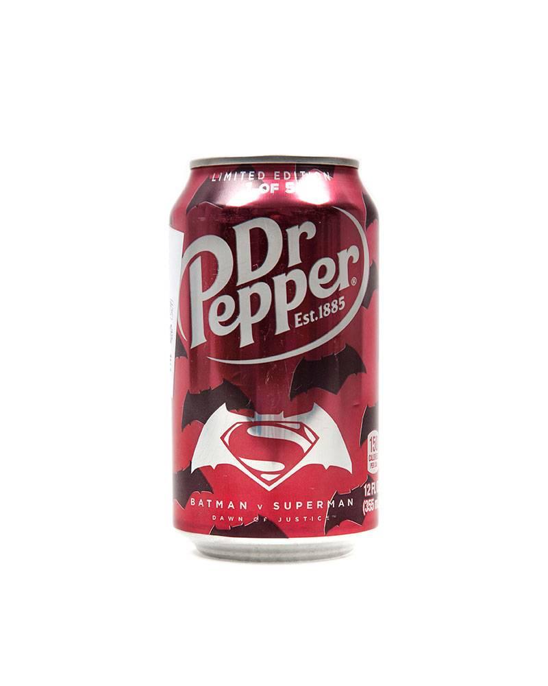 Лимонад Dr.Pepper.