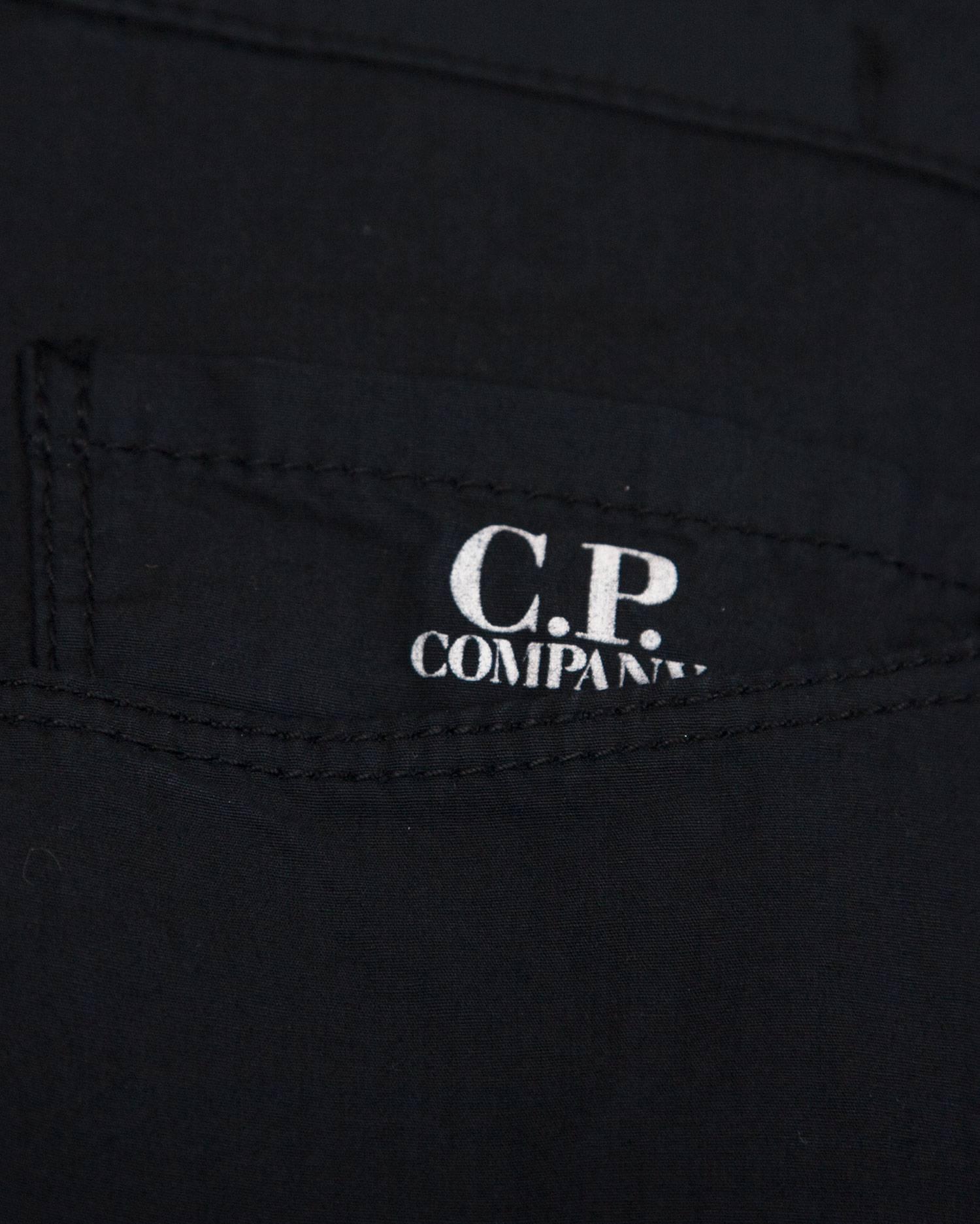 Брюки C.P.Company Standart Navy Chino.