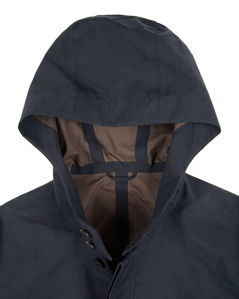 Куртка Salvatore Ferragamo Nylon Navy.