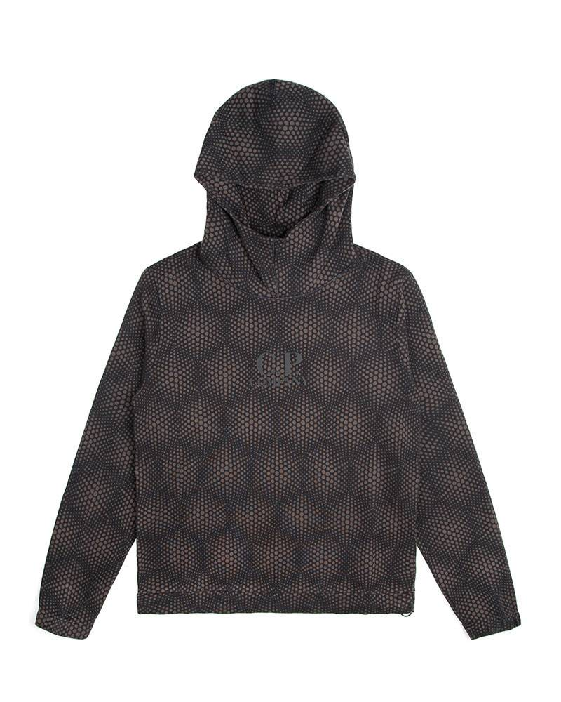 Худи C.P.Company Brown Dots Hoody.