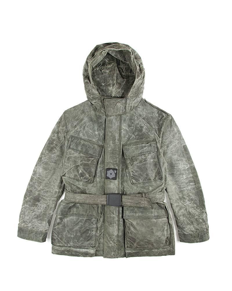 Plurimus Grey Verde Jacket
