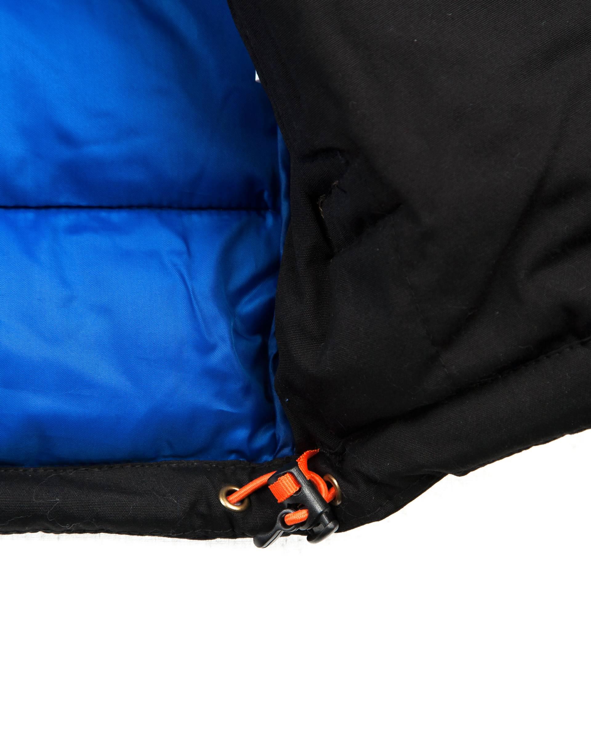 Куртка Weather Report Black Foley Down Jacket.