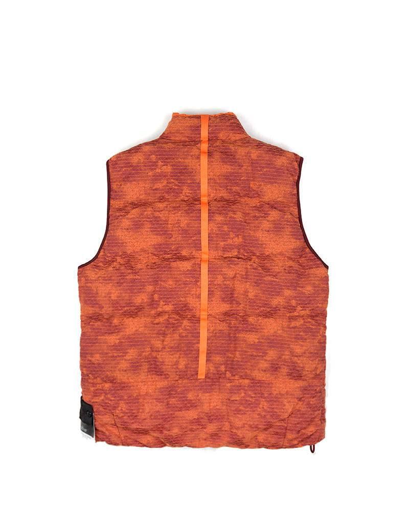 Жилетка Stone Island Shadow Orange Tri-S Down Vest.