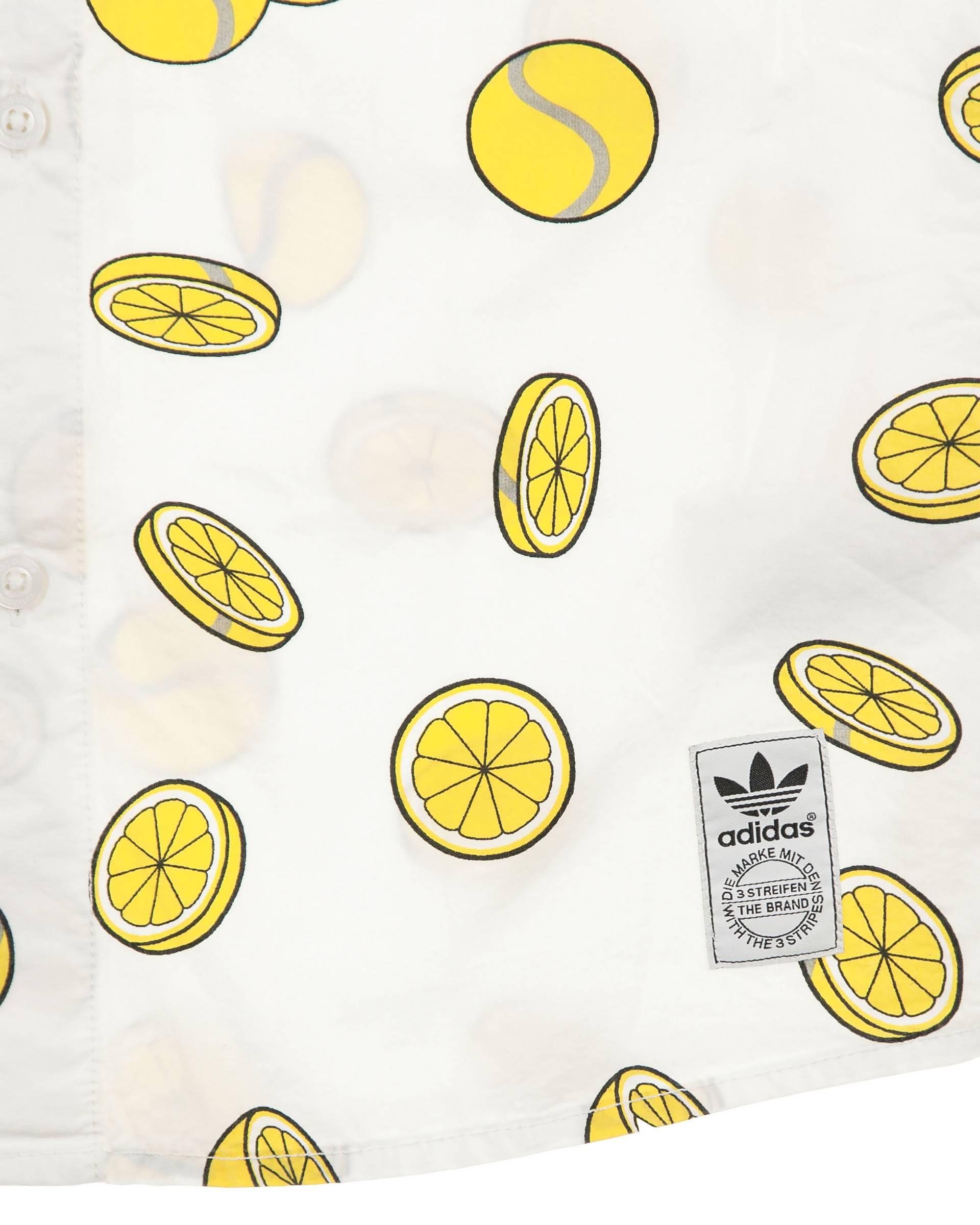 Рубашка Adidas Originals Short Sleeve Lemon Shirt.