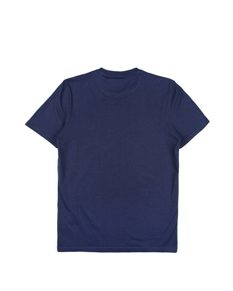 Футболка Lyle And Scott Navy Tee.