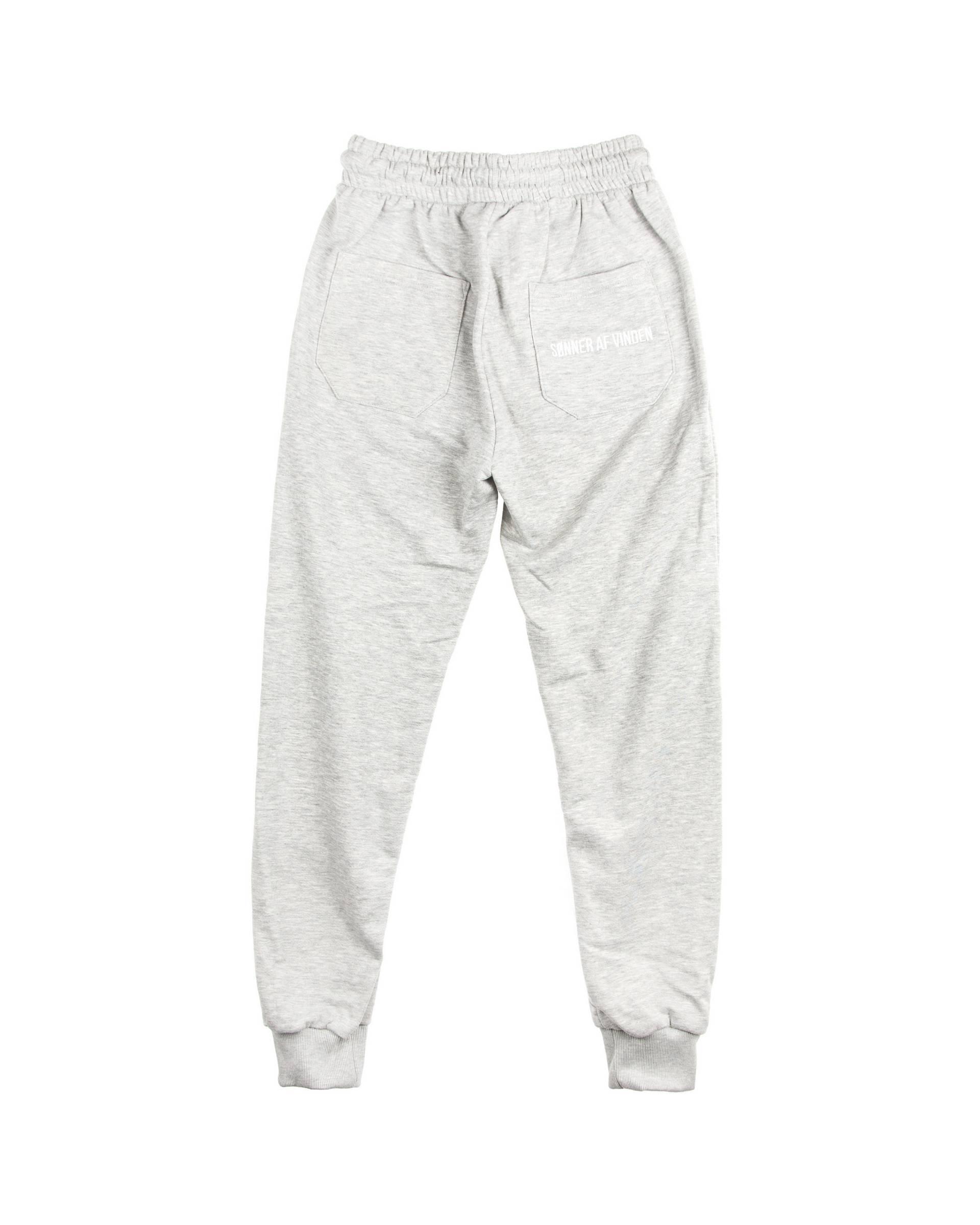 Спортивные Брюки Sønner Af-Vinden Grey Sport Pants.
