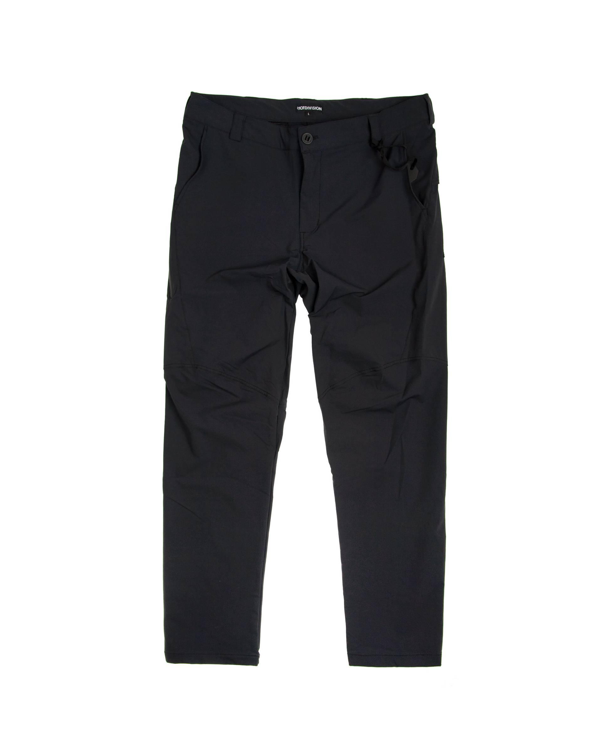 Брюки Riot Division Nylon Velo Navy Pants