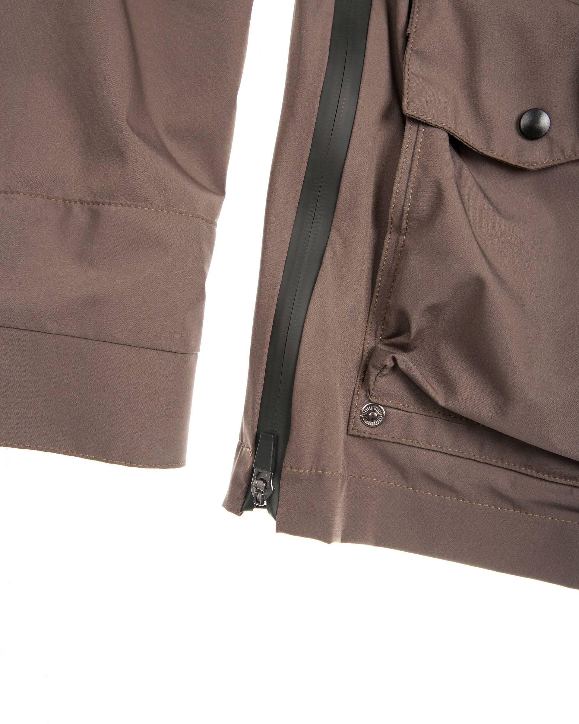 Ветровка Riot Division M-65 Transformer Olive Jacket