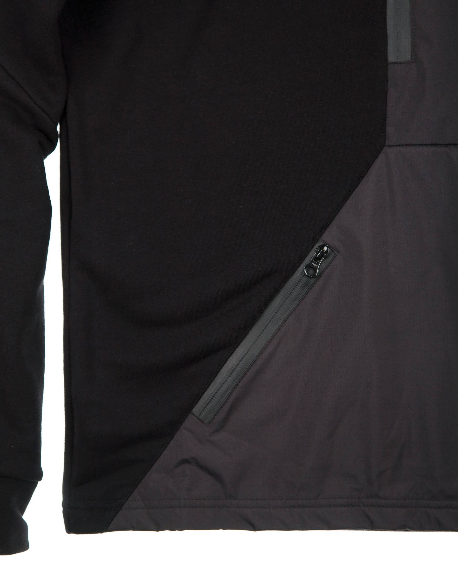 Свитшот Riot Division Black 3 Pockets