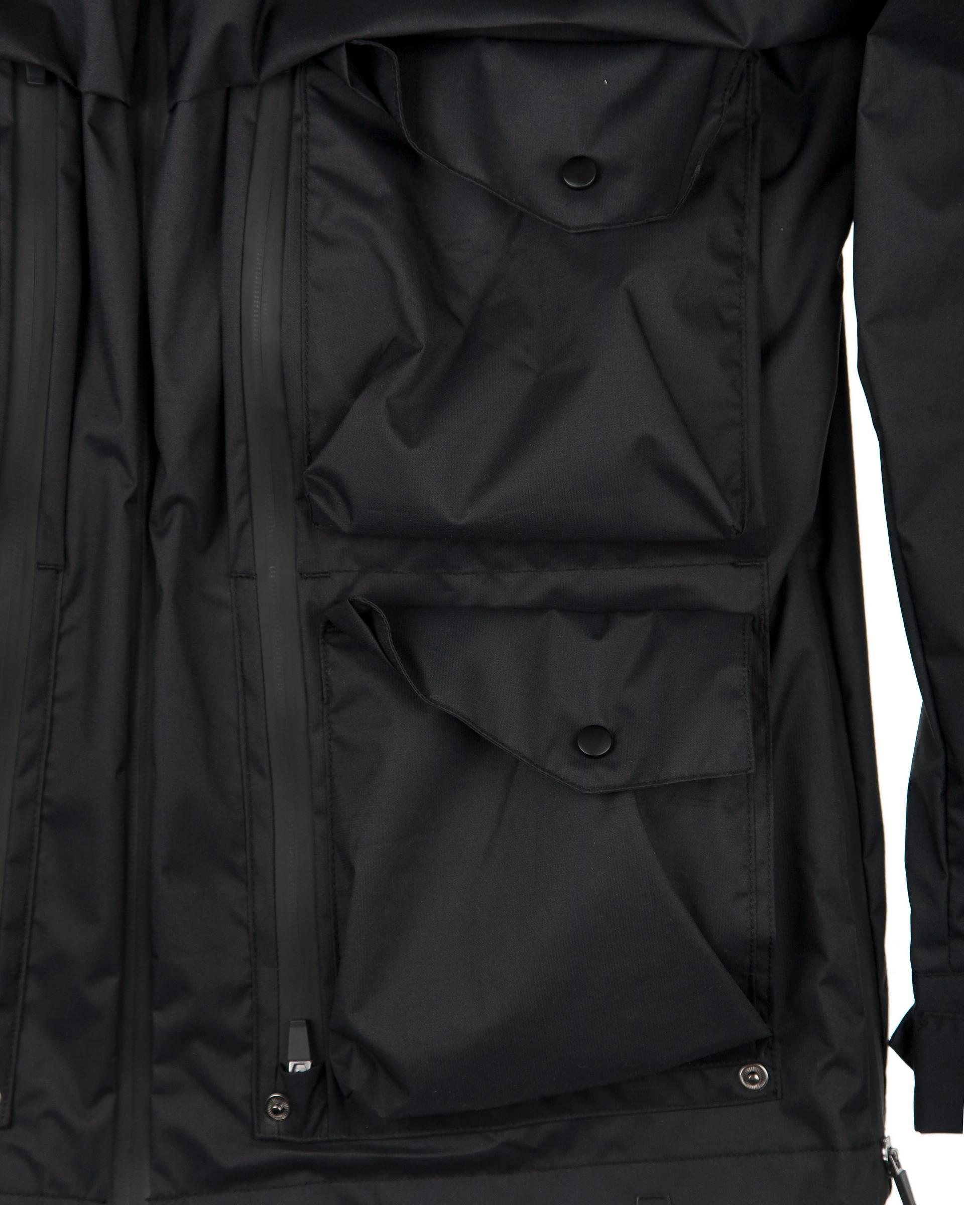 Ветровка Riot Division M-65 Transformer Black Jacket