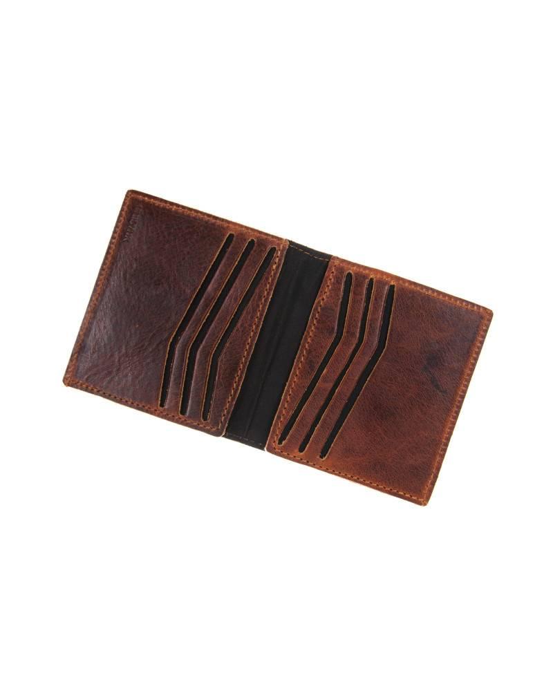 Кошелёк Unisynk Bifold Brown Wallet