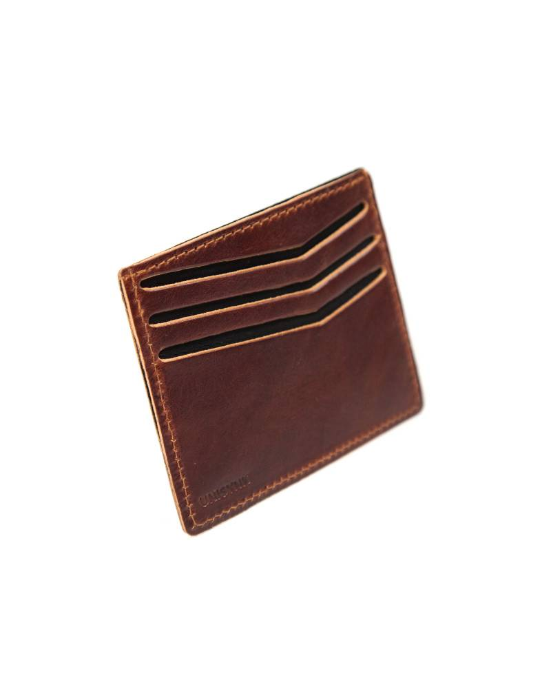Кардхолдер Unisynk Brown Card Wallet