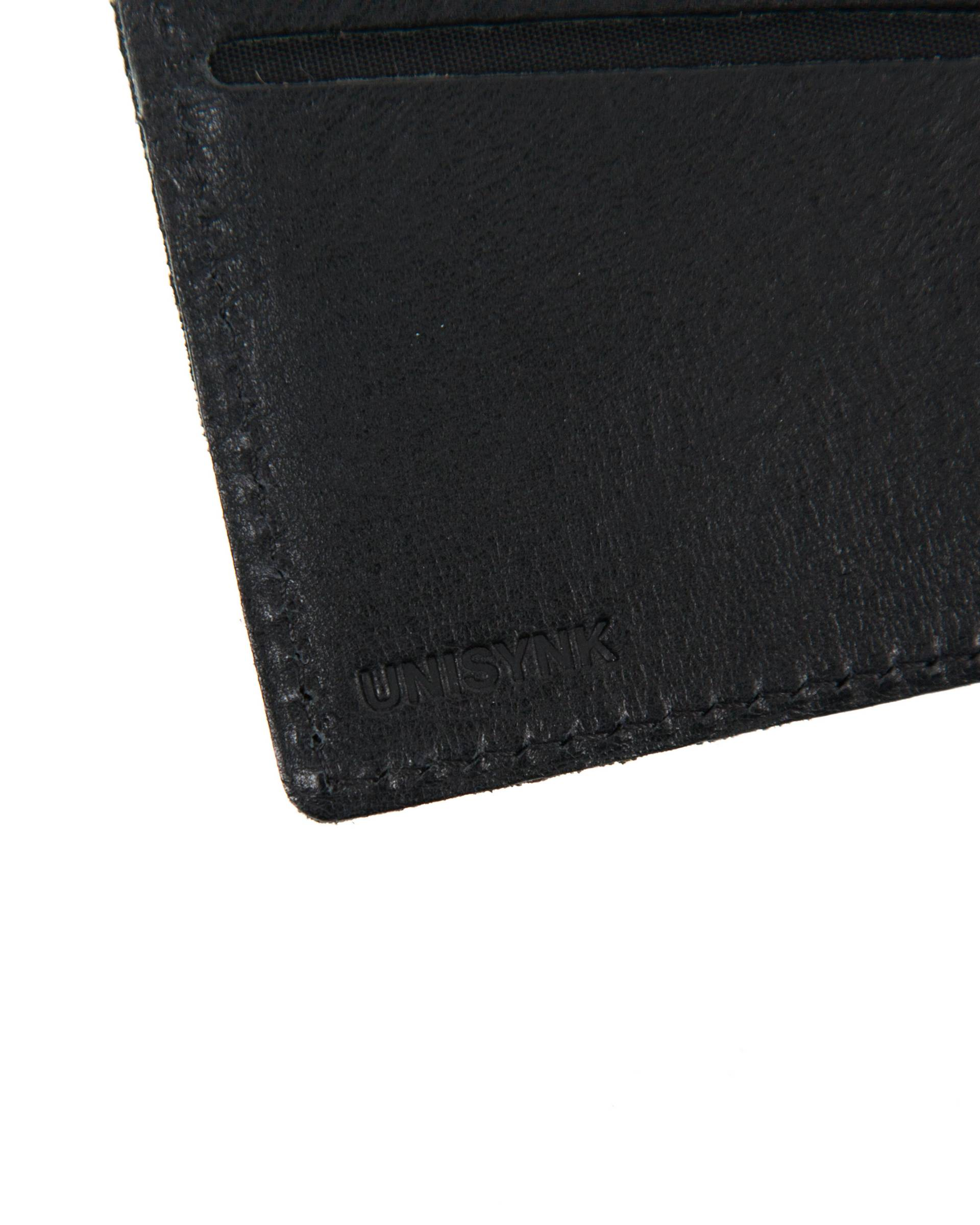 Кардхолдер Unisynk Black Card Wallet