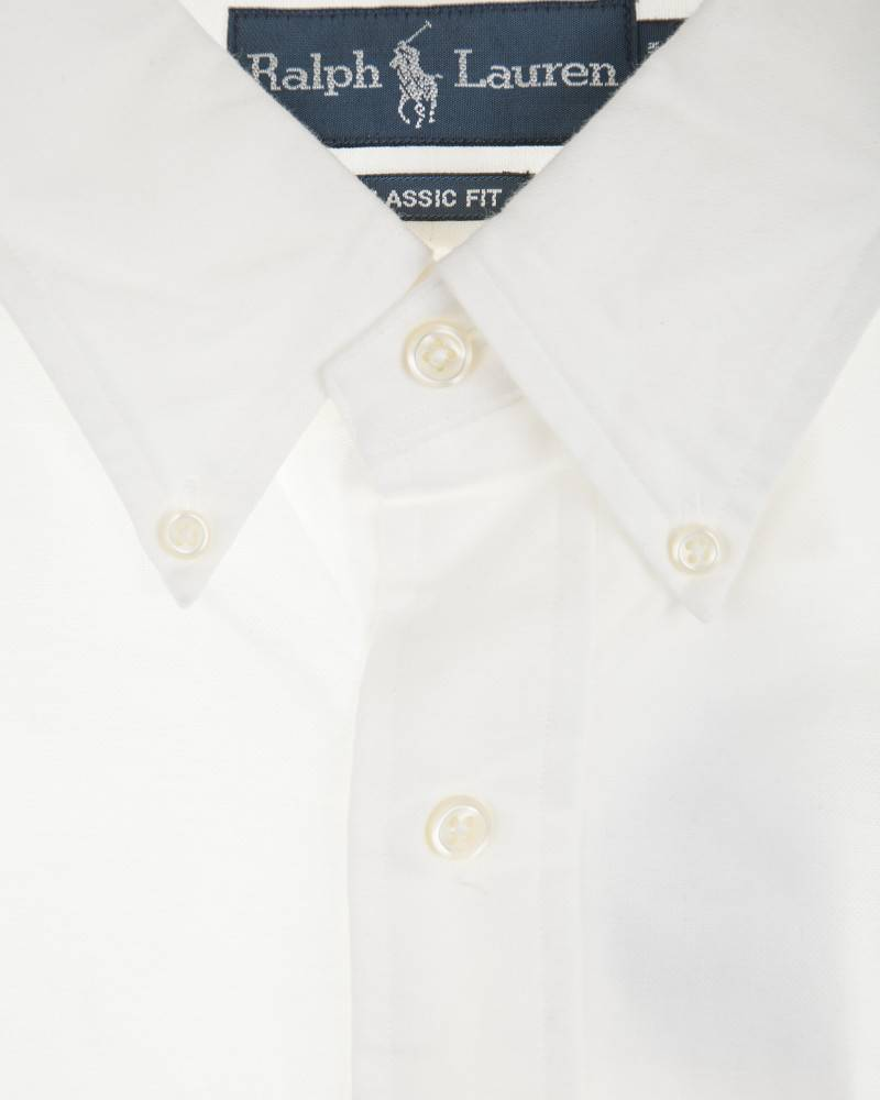 Рубашка Ralph Lauren белая