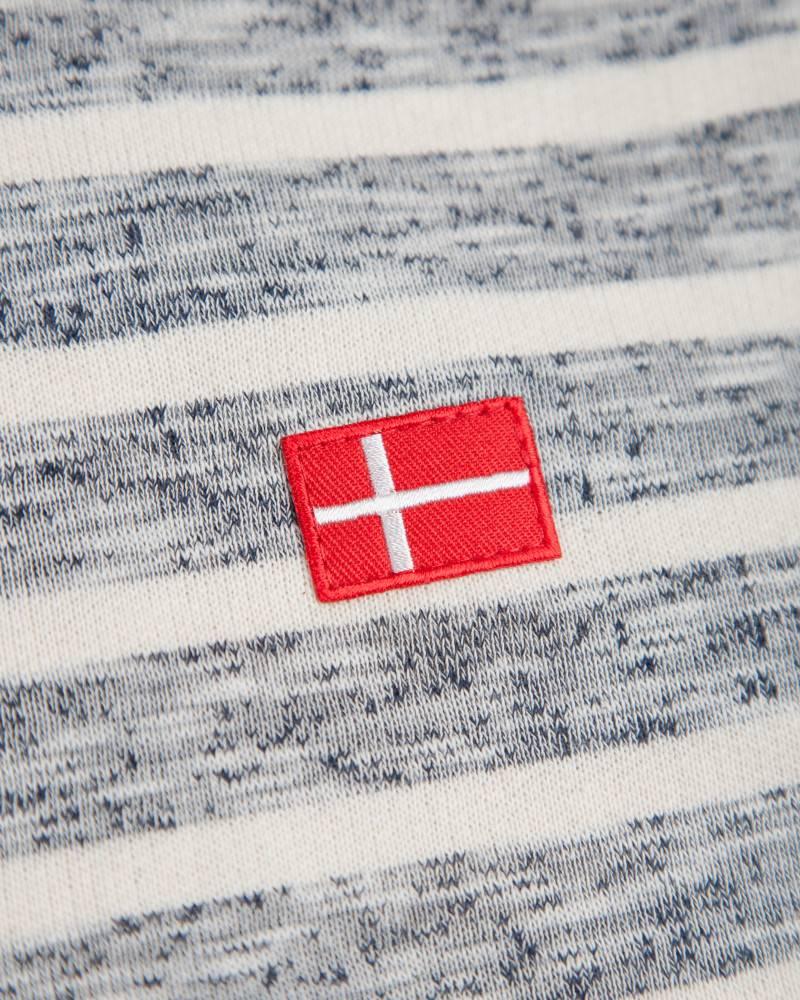 Свитшот Sønner Af-Vinden Stripes Navy\Grey Sweatshirt