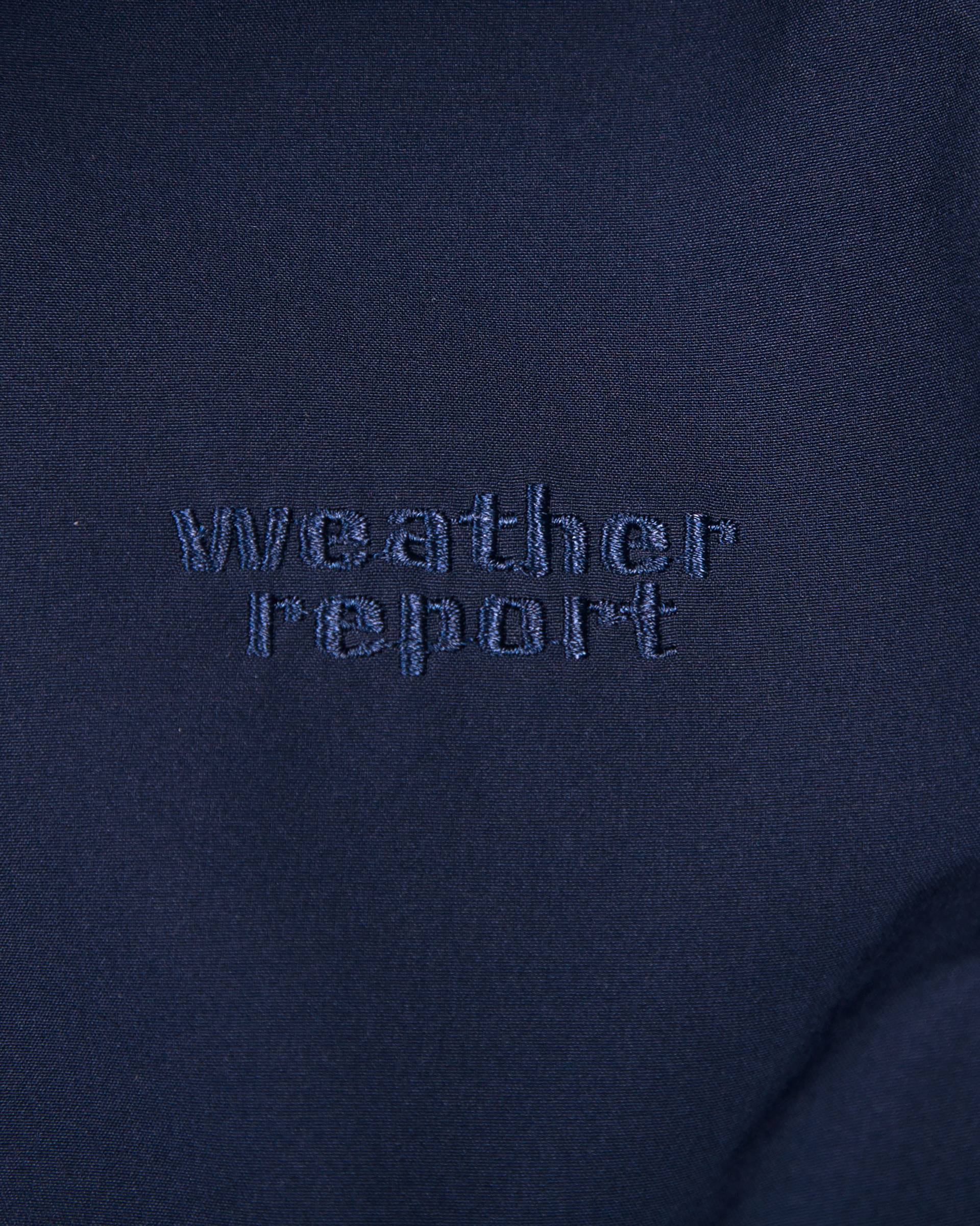 Ветровка Weather Report Soft Shell Синяя