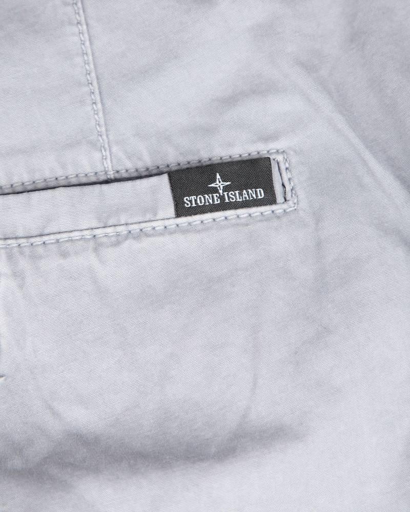 Слаксы Stone Island Серые