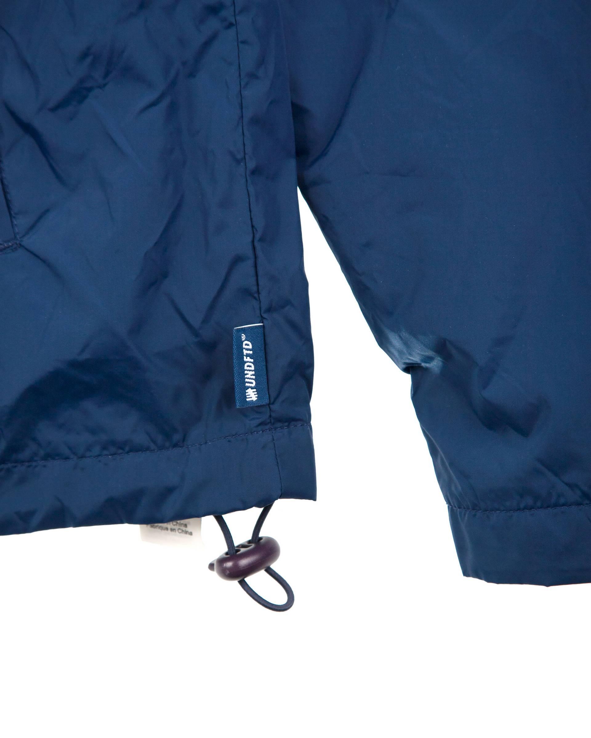 Куртка Undefeated  Синяя
