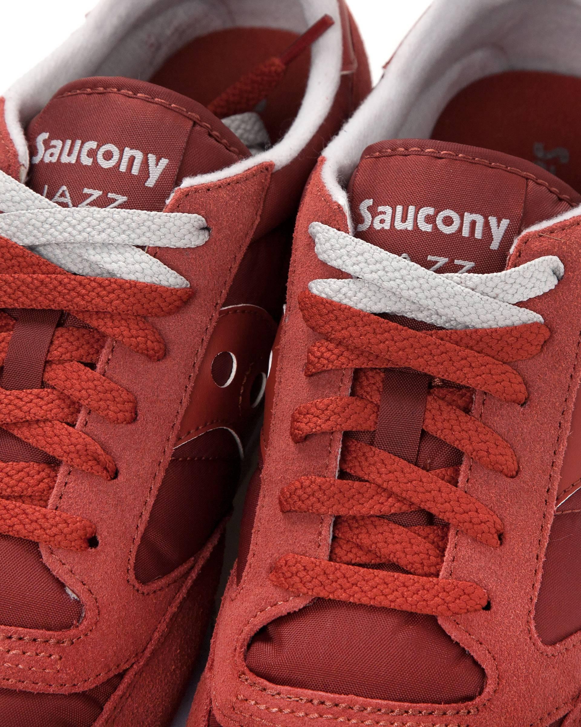Кроссовки Saucony Jazz Красные