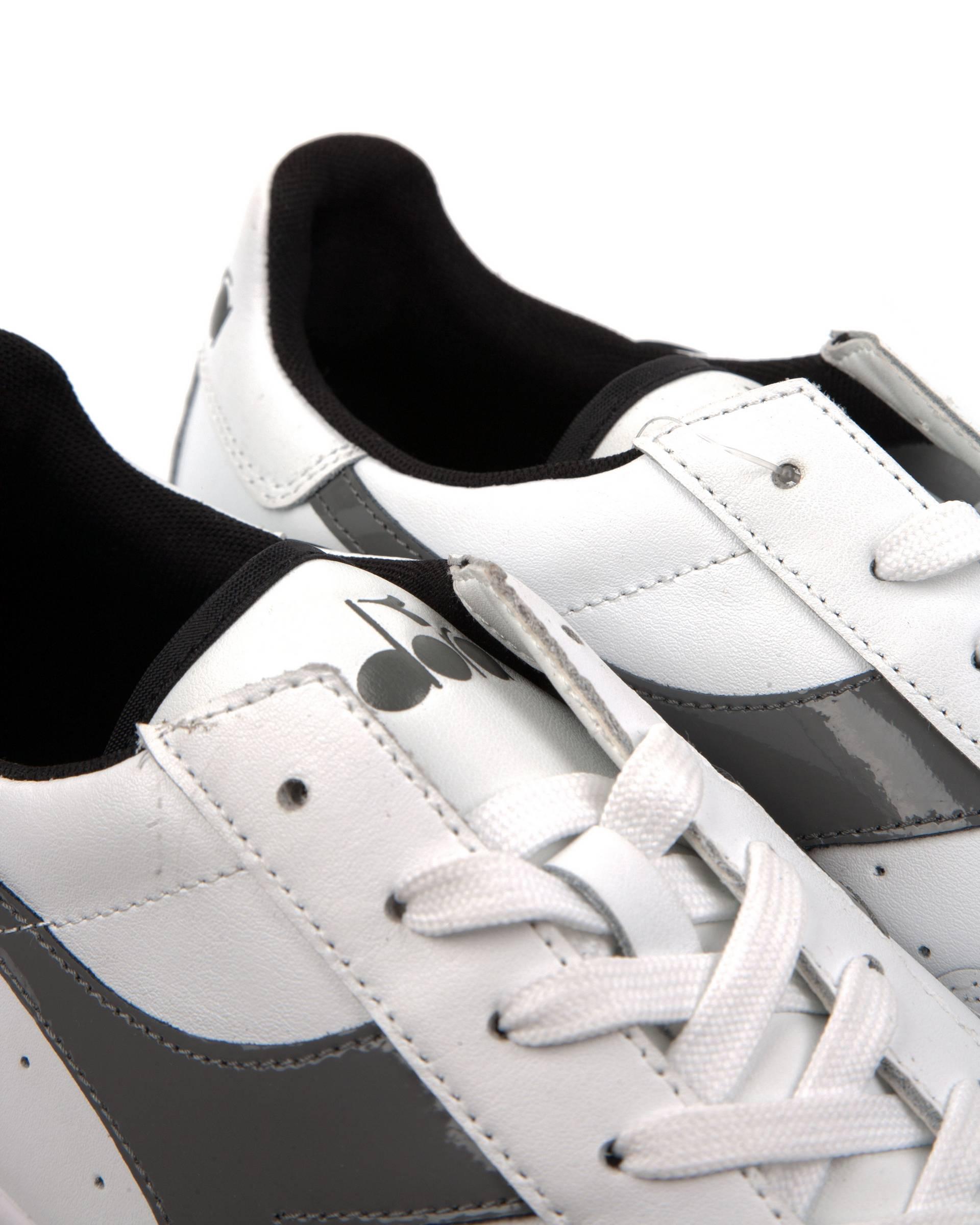 Кеды Diadora Delta Low JD White/Gray