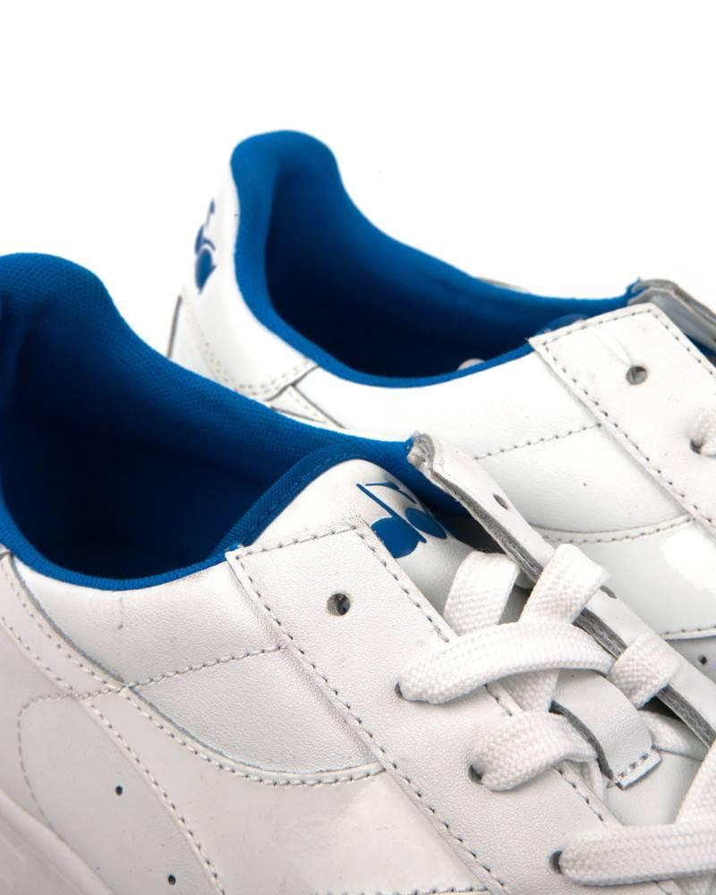 Кеды Diadora Delta Low JD White/Blue