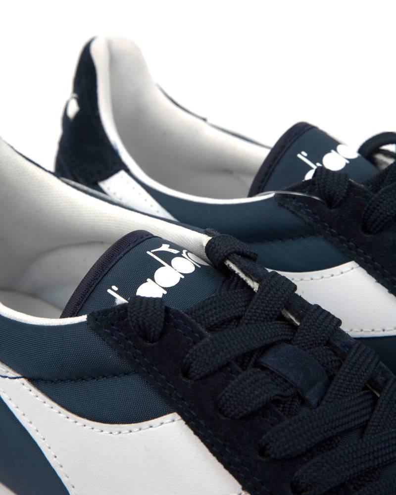 Кроссовки Diadora Jogging III Blue Den/White