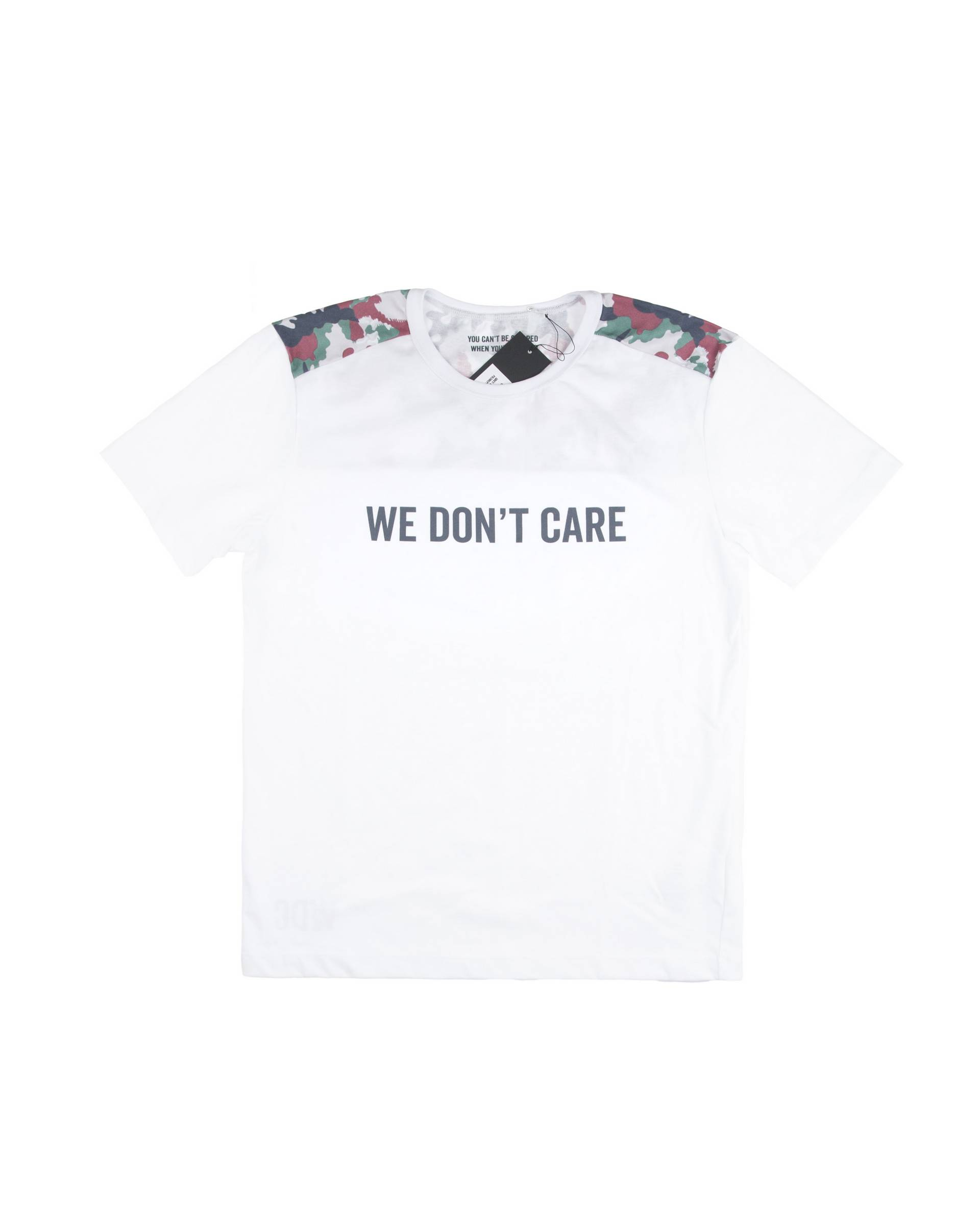 Футболка WDC Camo Line Leibermuster T-shirt