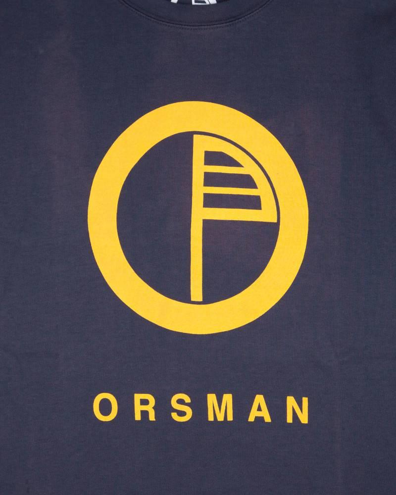 Футболка Orsman Logo Navy