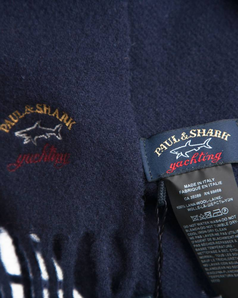 Шарф Paul & Shark Wool Logo